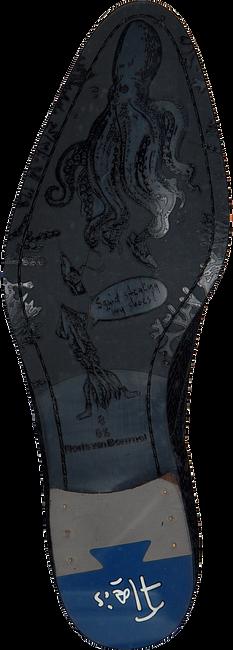 Rode FLORIS VAN BOMMEL Nette schoenen 18293  - large