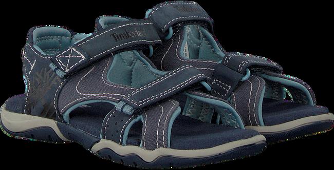 Blauwe TIMBERLAND Sandalen PARK HOPPER L/F 2 STRAP KIDS  - large