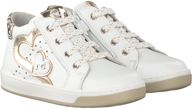 Witte NERO GIARDINI Sneakers 20191  - large
