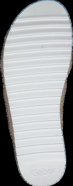 Gouden GABOR Slippers 722.2 - large
