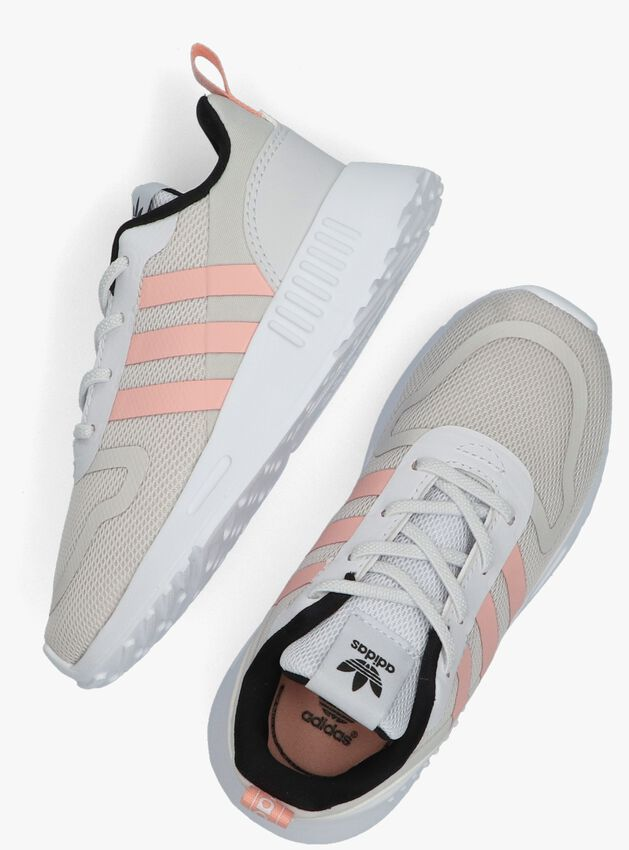 Grijze ADIDAS Lage sneakers MULTIX EL I  - larger