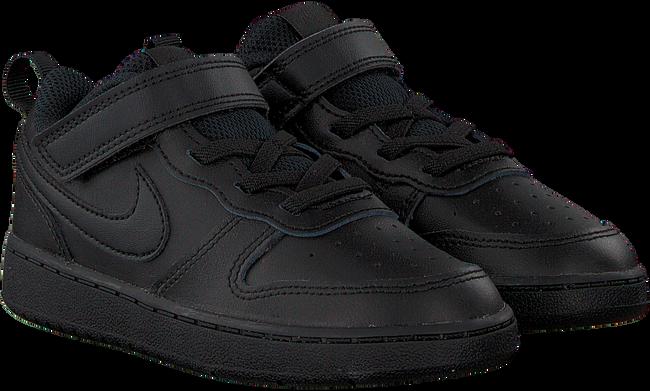 Zwarte NIKE Hoge Sneaker COURT BOROUGH LOW 2 (TDV) - large