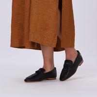 Zwarte FRED DE LA BRETONIERE Loafers 120010061  - medium