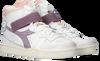 Witte DIADORA Hoge sneaker MI BASKET MID ICONA WN  - small