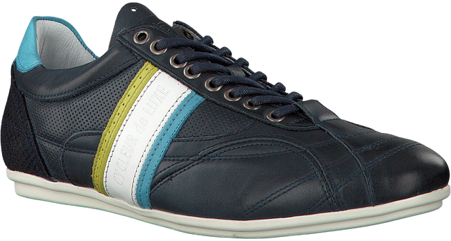 Blauwe CYCLEUR DE LUXE Sneakers CRUSH CITY  - large