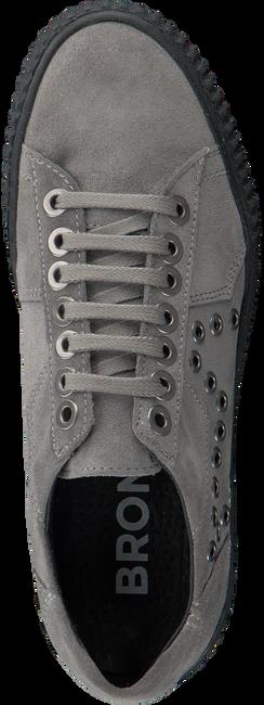 Grijze BRONX Sneakers 65789  - large