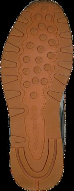 Groene REEBOK Sneakers CL LEATHER TL MEN - large