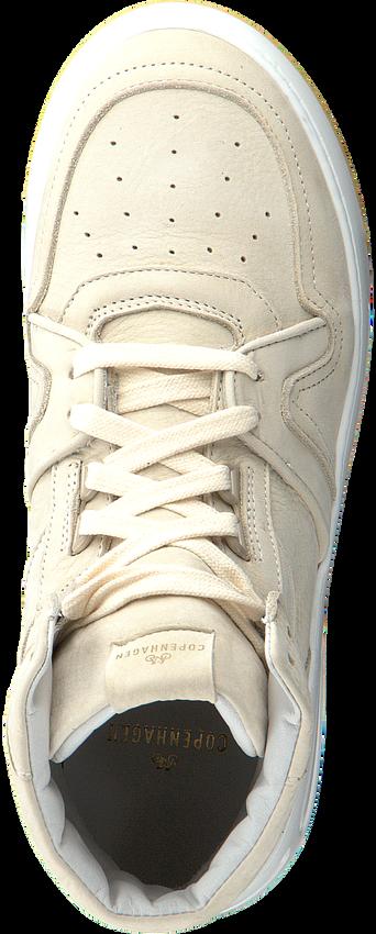 Beige COPENHAGEN STUDIOS Hoge sneaker CPH406  - larger