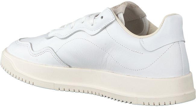 Witte ADIDAS Sneakers SUPER COURT MEN  - large