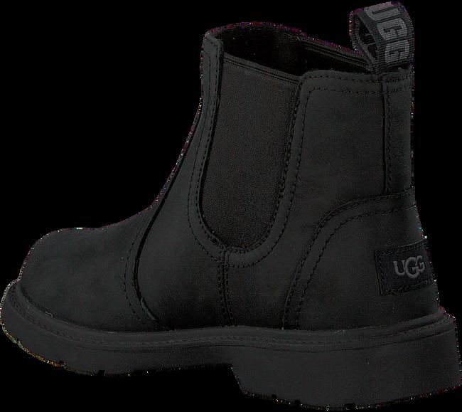 Zwarte UGG Chelsea boots KIDS BOLDEN - large