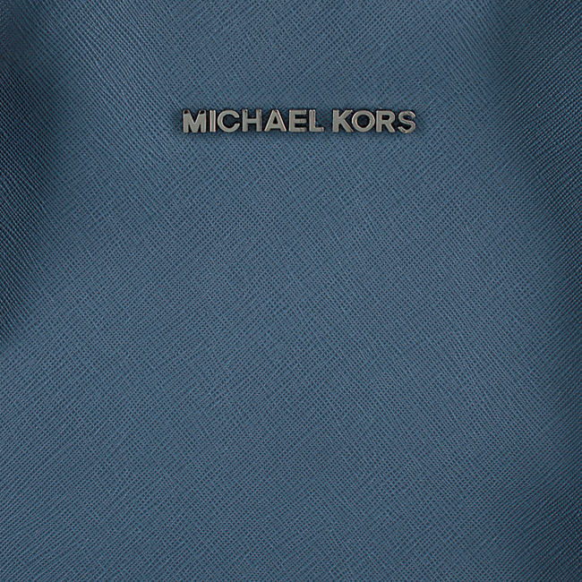Blauwe MICHAEL KORS Shopper MD TZ MULT FUNT TOTE - large