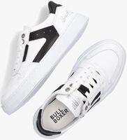 Witte BULLBOXER Lage sneakers AOP004E5L  - medium