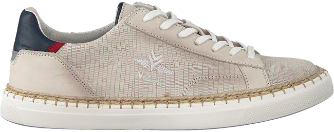 Beige NZA NEW ZEALAND AUCKLAND Sneakers TAUPO II LIZARD - large