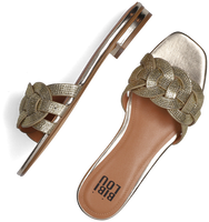 Gouden BIBI LOU Slippers 868Z00HG  - medium