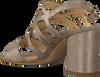 Gouden PAUL GREEN Sandalen 7119  - small