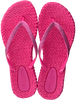 Roze ILSE JACOBSEN Slippers CHEER  - small