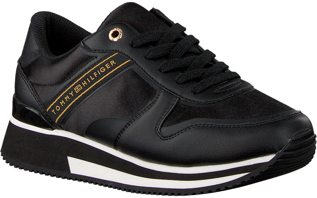 Zwarte TOMMY HILFIGER Sneakers MIXED ACTIVE CITY SNEAKER  - large