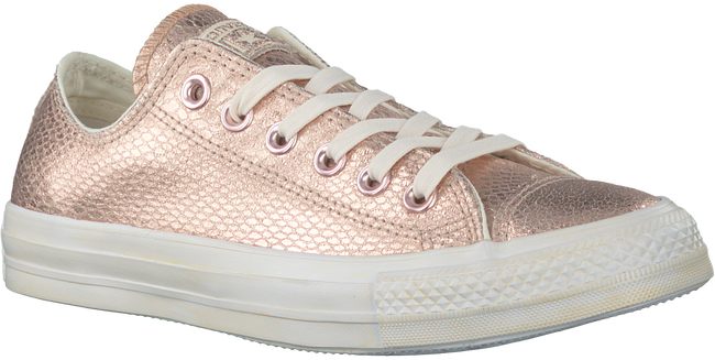 Roségouden CONVERSE Sneakers AS METALLIC  - large