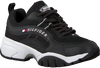 Zwarte TOMMY HILFIGER Lage sneakers HERITAGE RUNNER WMNS  - small