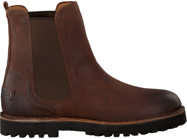 Bruine SHABBIES Chelsea boots 181020148 - large