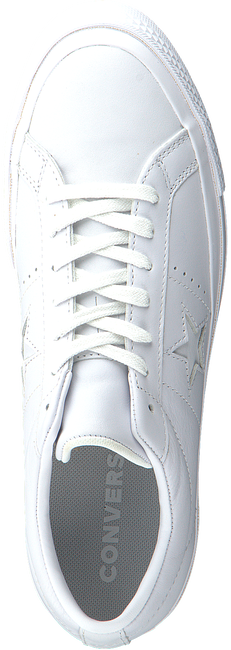 Witte CONVERSE Sneakers ONE STAR OX HEREN  - large