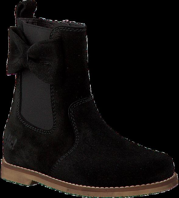 Zwarte CLIC! Lange laarzen 8666  - large
