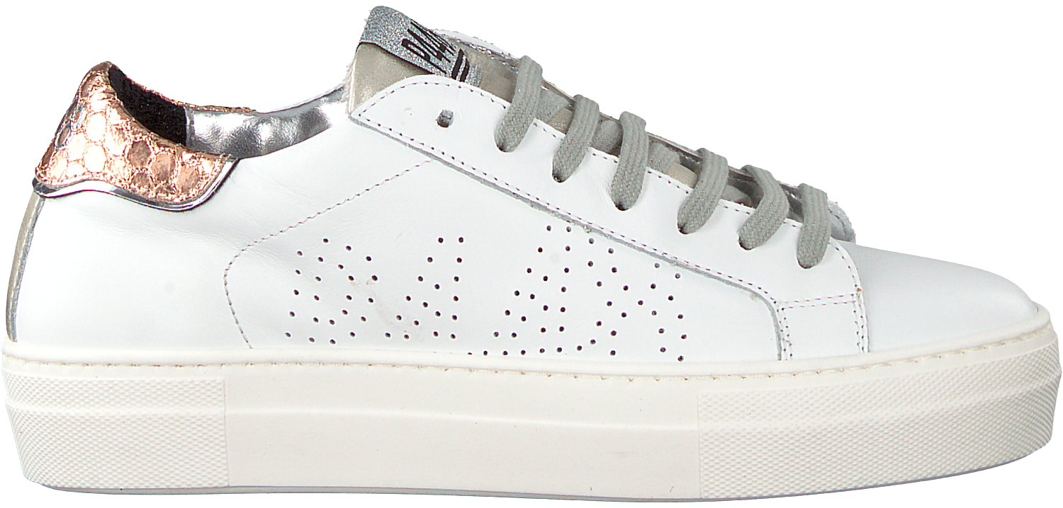 P448 Baskets Blanches E8theaomoda wNLEjym
