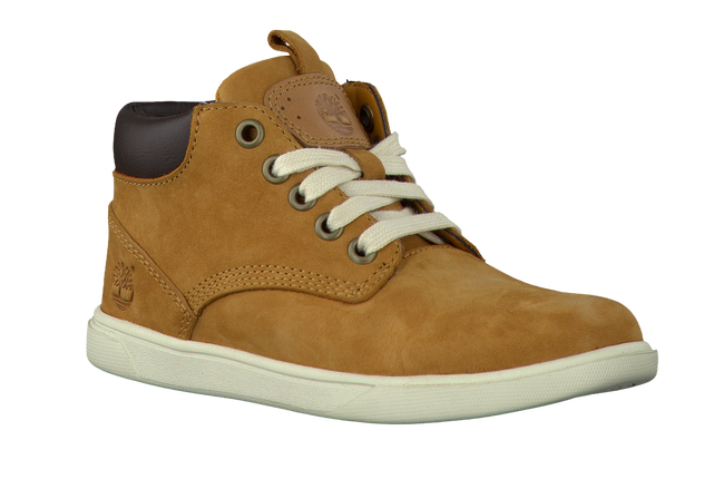 Camel TIMBERLAND Enkelboots GROVETON LEATHER CHUKKA  - large