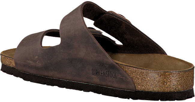 Bruine BIRKENSTOCK PAPILLIO Slippers ARIZONA HEREN  - large