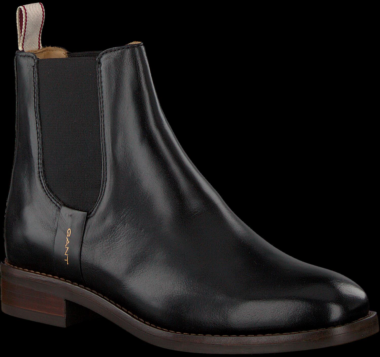 Zwarte Boots nl Omoda Gant Chelsea Fay 9EDHIWY2
