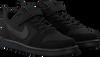 Zwarte NIKE Sneakers COURT BOROUGH LOW (GS) - small