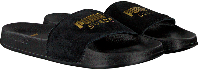 PUMA SLIPPERS LEADCAT SUEDE MEN - large