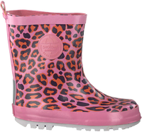 Roze SHOESME Regenlaarzen RAINBOOT  - medium