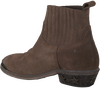 Taupe CATARINA MARTINS Chelsea boots DANIE STAR  - small