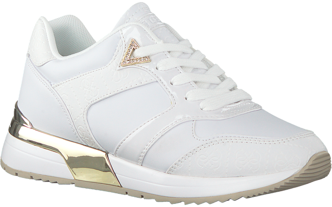 Witte GUESS Lage sneakers MOTIV  - large