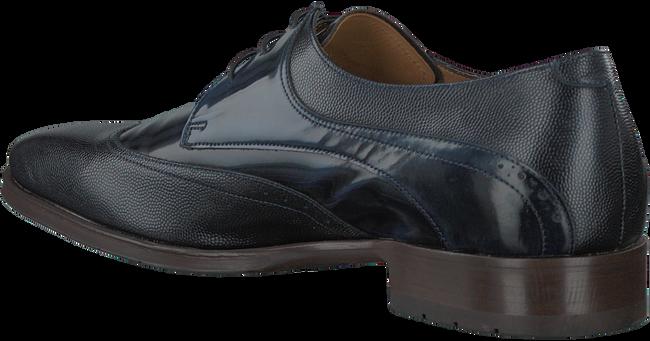 Blauwe VAN BOMMEL Nette schoenen 14463  - large