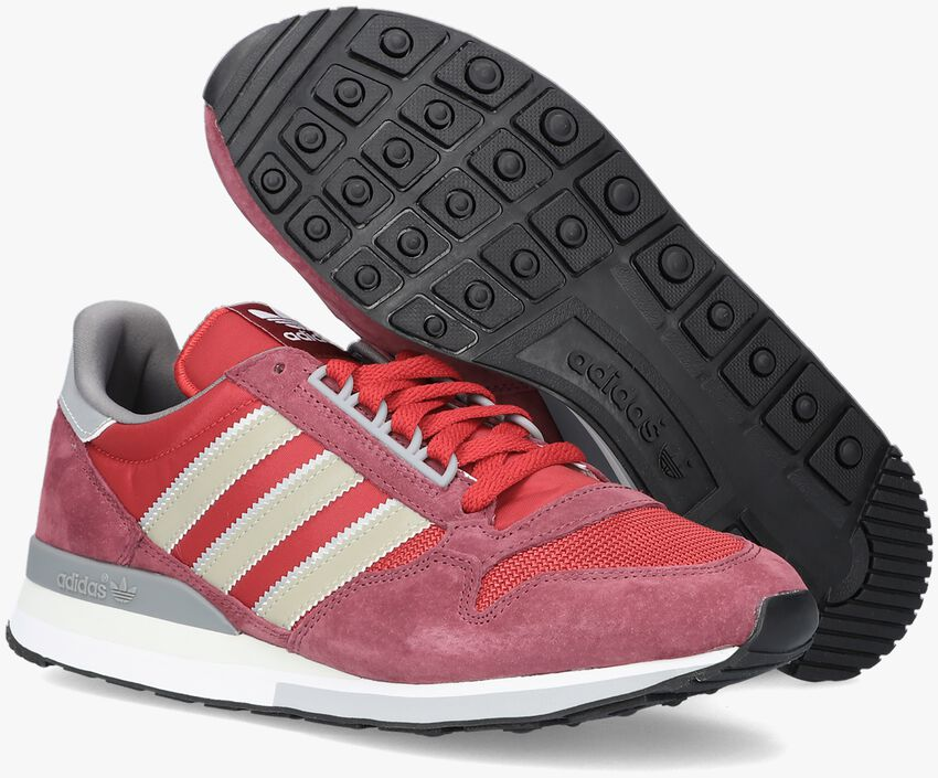 Rode ADIDAS Lage sneakers ZX 500  - larger