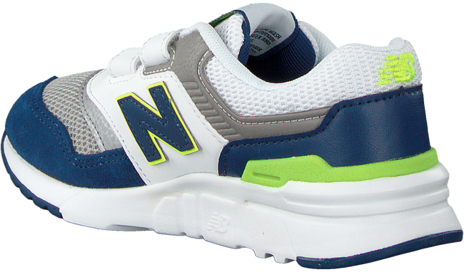 Witte NEW BALANCE Sneakers PZ997 M  - large