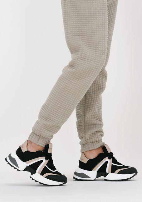 Zwarte ALEXANDER SMITH Lage sneakers MARBLE  - large