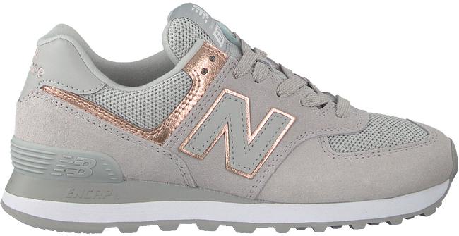 Beige NEW BALANCE Sneakers WL574  - large