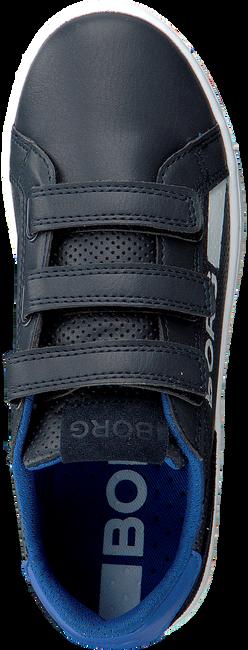 Blauwe BJORN BORG Sneakers T330 LOW NAP VELCRO - large