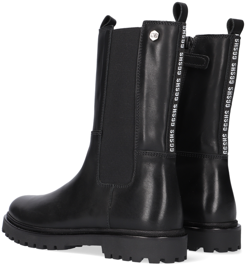 Zwarte GIGA Chelsea boots G3777O  - larger