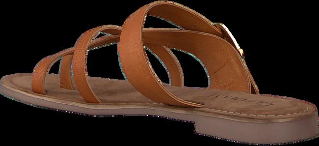 Cognac LAZAMANI Slippers 75.608  - large