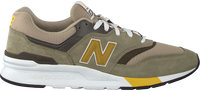 Groene NEW BALANCE Lage sneakers CM997  - medium