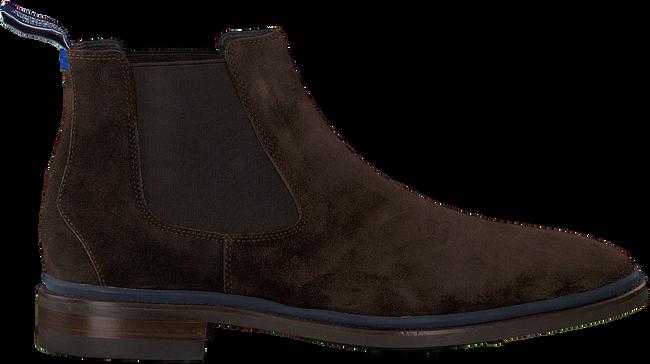 Bruine FLORIS VAN BOMMEL Chelsea boots 10669  - large