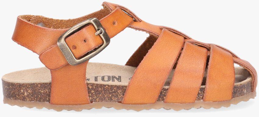 Cognac TON & TON Sandalen BJORN  - larger