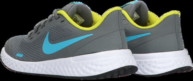 Grijze NIKE Lage sneakers REVOLUTION 5 (GS)  - large