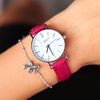 Roze MY JEWELLERY Horloge SMALL VINTAGE WATCH - small