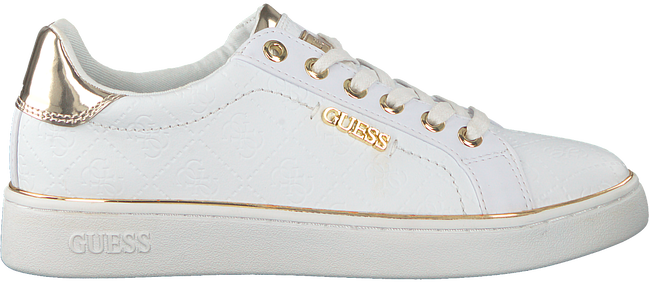 Witte GUESS Sneakers BECKIE