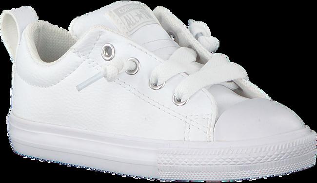 Witte CONVERSE Sneakers CTAS STREET SLIP KIDS - large